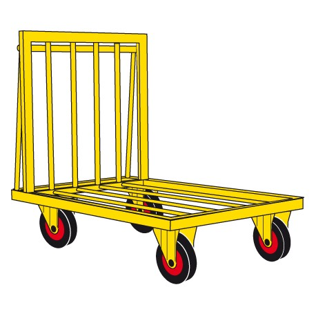 Chariot manutention 500 Kg